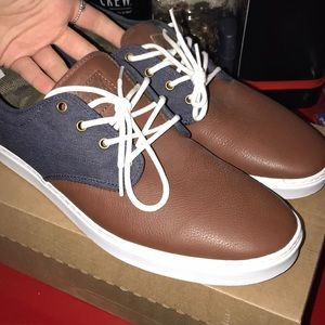 Brand new men's vans sneakers